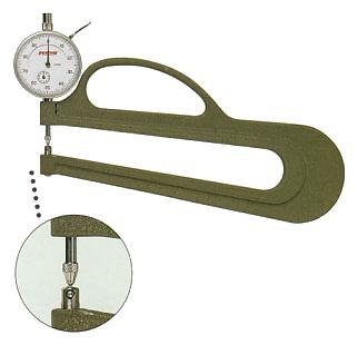 Đồng hồ đo độ dày 10mm H-3 PEACOCK