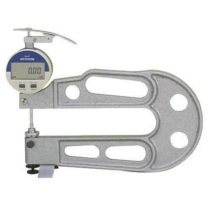 Đồng hồ đo độ dày điện tử 20mm JA-257 PEACOCK