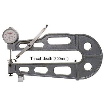 Đồng hồ đo độ dày K-1 PEACOCK