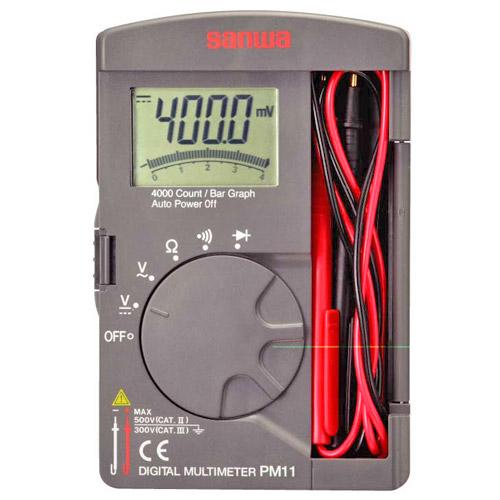Đồng hồ vạn năng PM11 Sanwa