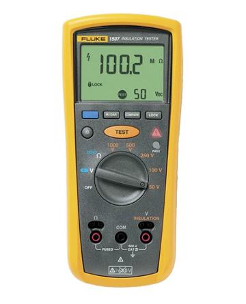 Dụng cụ đo điện trở cách điện 1507 Fluke
