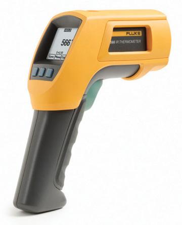 Dụng cụ đo nhiệt độ bằng tia hồng ngoại, 566, Fluke 566 Fluke