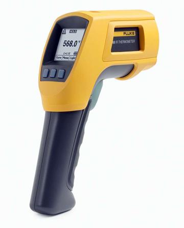 Dụng cụ đo nhiệt độ bằng tia hồng ngoại 568 Fluke