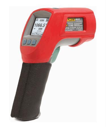 Thiết bị đo nhiệt độ bằng tia hồng ngoại 568 Ex Fluke