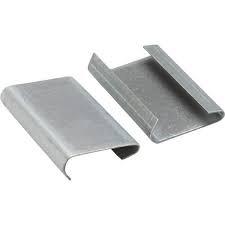 Khoá đai, bọ sắt  không gai nửa đóng nửa hở 19mm x 0.6mm TGCN-2826 VietnamPackaging