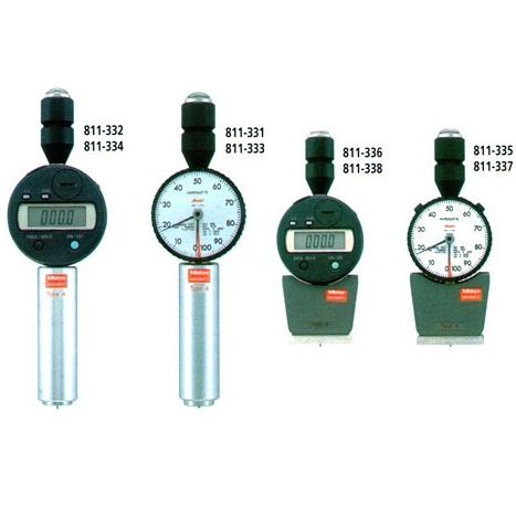 Máy đo độ cứng cao su và nhựa cầm tay, HH-329-10, Mitutoyo, Durometers for Rubber and Plastics HH-329-10 MITUTOYO