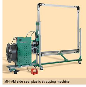 Máy đóng đai bán tự động MH-VM SIGNODE