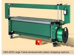 Máy đóng đai nhựa bán tự động HBX-4300 Large Frame SIGNODE