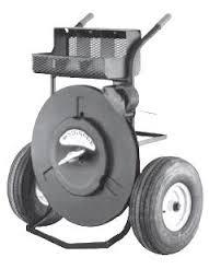 Xe đẩy cuộn dây đai thép DT-1-10RW SIGNODE