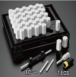 Pin gauge bộ EC-18B Eisen