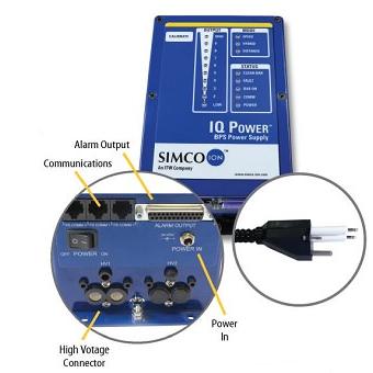 Bộ nguồn cho thiết bị cân bằng ion BPS Simco