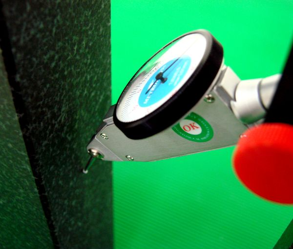 Đồng hồ so cơ 0-0.12mm  LD-9004L Metrology